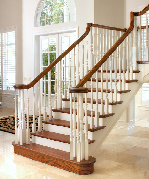 Stairs And Handrails Of Distinction Will Become The Centerpiece Of Your  Home. It Will Also Handle Most Of The Traffic In Your Home And Support Your  Busy ...